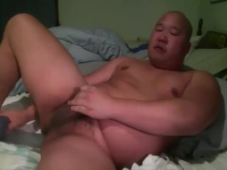 China Stout-hearted Bear Handjob At One's Disposal Home