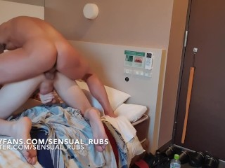 Sexy Japanese Pornstar Takes Shower Added To Fucks Puerile Twink Bareback Raw
